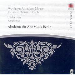 Symphony No. 23 in D major, K. 181: II. Andantino grazioso