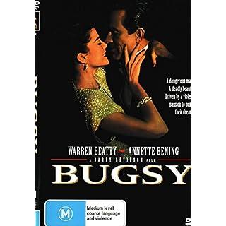 Bugsy | Warren Beatty, Annette Bening, Harvey Keitel | NON-UK Format | Region 4 Import - Australia