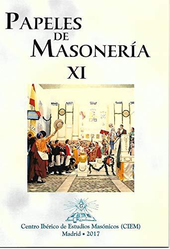 Papeles de Masonería XI por Adrian Mac Liman - CIEM