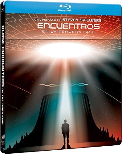 Encuentros-En-La-Tercera-Fase-BD-BD-Extras-Edicin-Limitada-Metal-40-Aniversario-Blu-ray