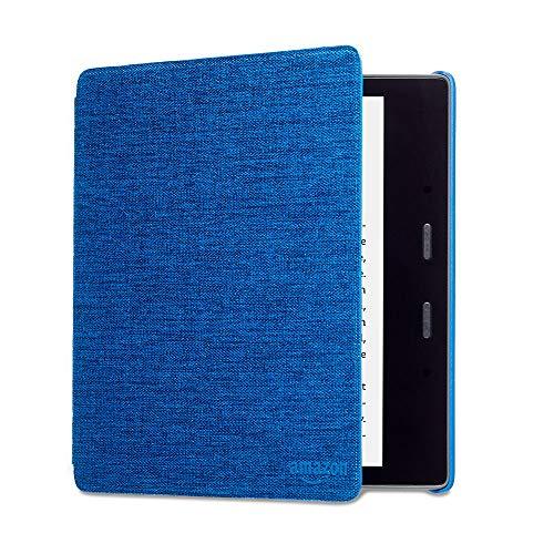 Étui en tissu protégeant de l'eau pour Kindle Oasis (10ème génération et 9ème génération uniquement), Bleu