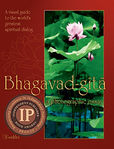 """bhagavad essay gita The bhagavad gita, translated from sanskrit as """"the lord's song"""", is the dialogue between lord krishna and prince arjuna as the charioteer and archer enter battle in the mahabharata arjuna tells lord krishna that he feels emotionally conflicted entering into this war since it requires him to kill his own blood, and engage in actions that he feels."""