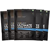 Proburst Ultimate Mass Gainer Traveller Pack, 64 G (Chocolate, Pack Of 5)