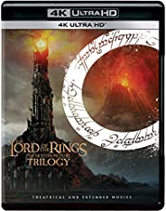 The Lord of the Rings: Motion Picture Trilogy (Extended & Theatrical) (4K UHD) (9-D