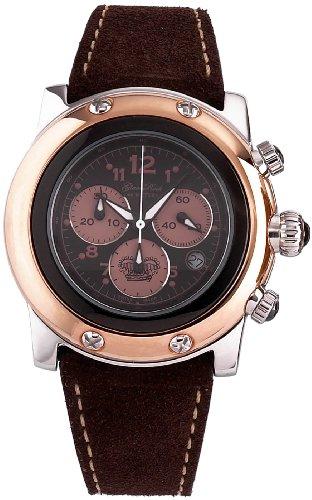 Glam Rock Ladies 'Watch Chronograph XL Leather GR10135