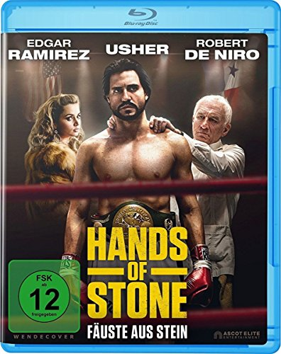 Hands of Stone - Fäuste aus Stein [Blu-ray]