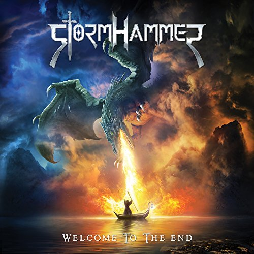 Stormhammer: Welcome To The End (Audio CD)