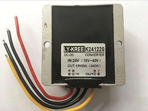 Jsdl DC/DC convertitore Buck trasformatore di tensione 24V (15V ~
