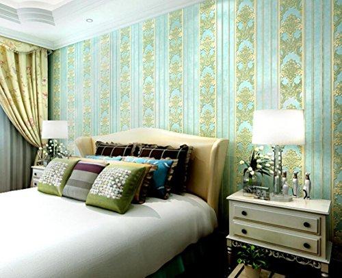 3d-retro-vlies-ko-pastoralen-stil-geprgte-lngsstreifen-blume-strukturierte-tapeten-fr-schlafzimmer-w
