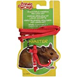 Living World 60830 Hamsterleine, rot