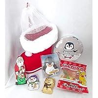Baker Ross 4-teilige Schreibwaren-Sets Fr/öhlicher Schneemann Perfekt f/ür den Nikolausstiefel oder als kleine weihnachtliche /Überraschung bei Partys oder Verlosungen 4 St/ück
