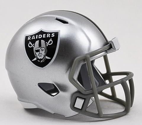 Riddell NFL Speed Pocket Pro Helmets - Raiders by Riddell