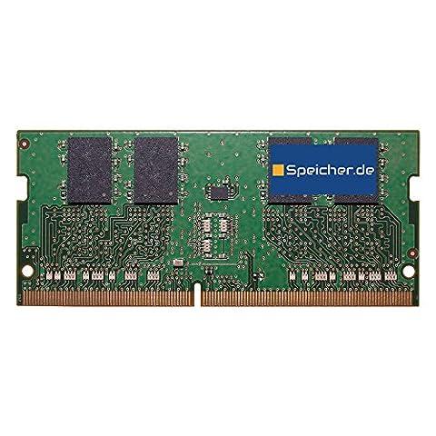 8GB RAM Speicher für HP 15-ay046ng DDR4 SO DIMM 2133MHz
