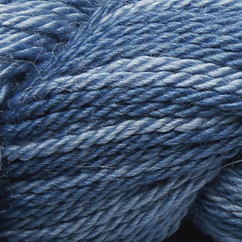 50g ggh Amano MAYU Farbe 2008 - denim, edle Premium Wolle aus Royal Alpaca, Kaschmir, Seide -