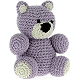 Hoooked Amigurumi Eco Barbante DIY-Häkelset Billy Bear