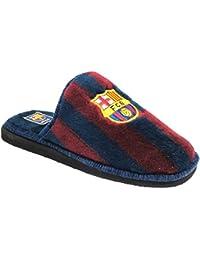 Zapatilla de estar por casa del FC Barcelona
