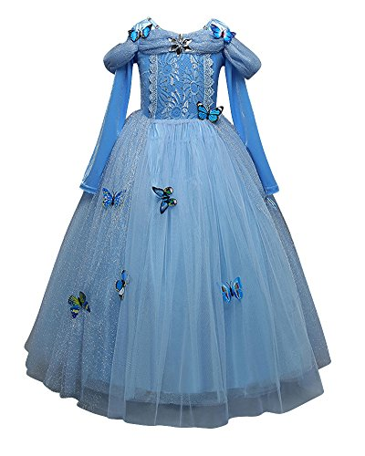 Girl's Disney Princess Fairy Tale Cinderella Costume