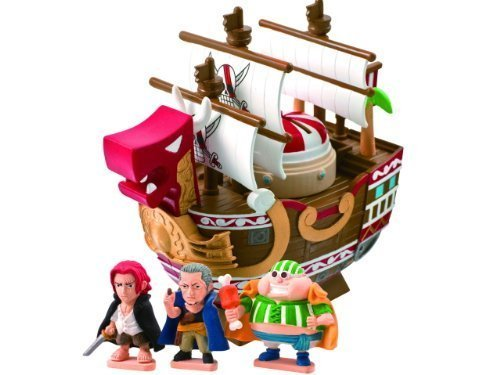 red-force-issue-of-one-piece-chara-bank-pirate-ship-series-shanks-japan-import