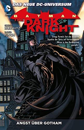 Batman: The Dark Knight: Bd. 2: Angst über Gotham