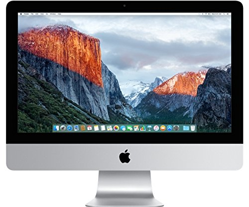 Apple iMac MK442D/A 54,6 cm (21,5 Zoll) Desktop-PC (Intel Core i5 5575R, 8GB RAM, 1TB HDD, Intel Iris Pro 6200, Mac OS)
