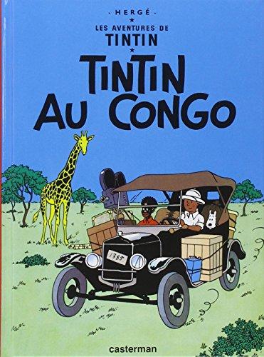 Les Aventures de Tintin, Tome 2 : Tintin au Congo : Mini-album par Herge
