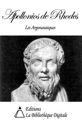 Free audio books computer download  Apollonios de Rhodes - Les Argonautiques DJVU B008FEG1BA