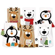 Weihnachtskalender Für Kinder Basteln.Suchergebnis Auf Amazon De Für Adventskalender Zum Befüllen Kinder