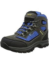 Hi-Tec Boys' Hillside Hiking Boots