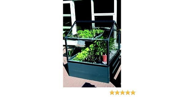 Growcamp Grundmodul 120 X 120 Cm Amazon De Garten