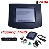 Unidad principal de Digiprog 3 v4.94 con cable OBD2...