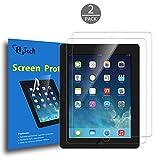 iPad Mini 4 Screen Protector, HQTech 2-Pack Screen Protector Film for the New Apple iPad Mini 4 - HD Clear - 3430