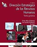 Dirección estratégica de los recursos humanos (Economía Y Empresa)