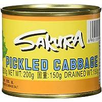 Sakura Chinakohl (Pickled Cabbage), 18er Pack (18 x 200 g Dose)