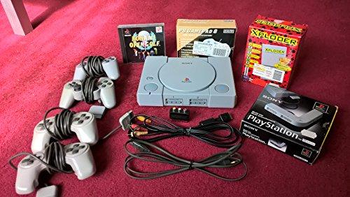 Playstation 1 Konsole [Edizione : Germania]