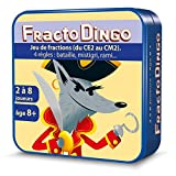 Aritma FractoDingo - Jeux de cartes, Fractions, 8 ans