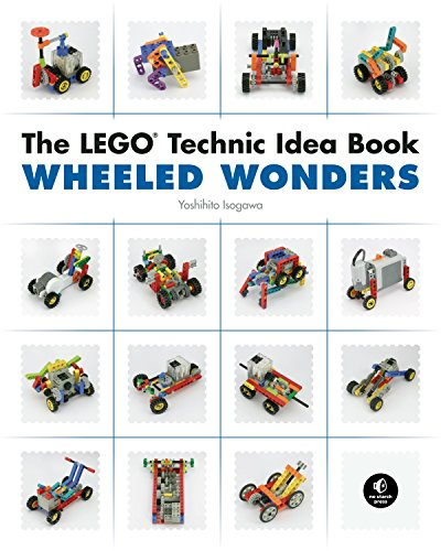 2: The LEGO Technic Idea Book: Wheeled Wonders