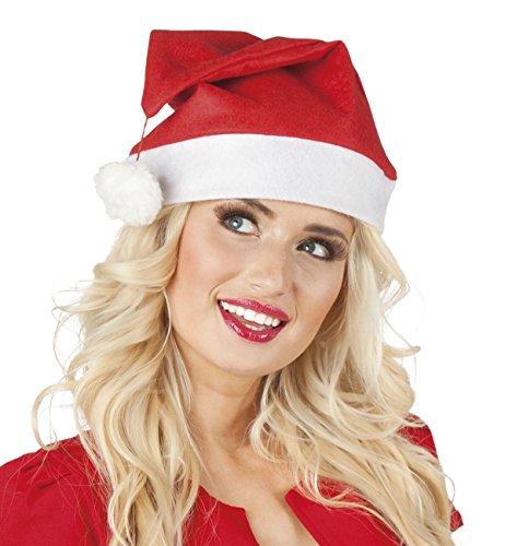 Promo Kostüm Party - Boland 13401 Hut Santa Promo, Unisex-Erwachsene, One Size