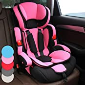 Kinder Autositz - Farbwahl - mitwachsender Kindersitz 9-36kg (Normgruppen I/II/III)