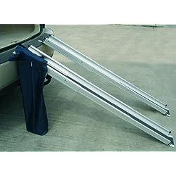 Able2–Rampas telescópicas para silla de ruedas