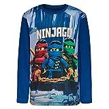 Shirt Langarm Ninjago Lloyd, Kai und Jay