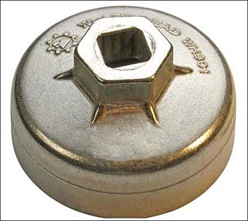 Bgs ölfilterkappe, 75 mm x 12 pans, 1035–75 x 12