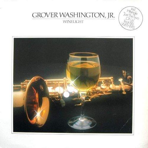 Grover Washington, Jr. - Winelight - Elektra - ELK 52262 -