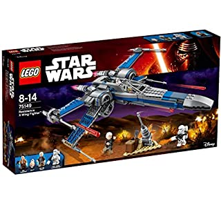 LEGO Star Wars 75149 - Resistance X-Wing Fighter (B01AC1DSOQ) | Amazon Products