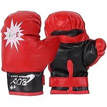 Per Guantes de Boxeo para Niños Guantes de Entretenimiento de Boxeo Infantiles de Puro Algodón Juguetes