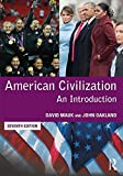 American Civilization An Introduction -7ª Edition