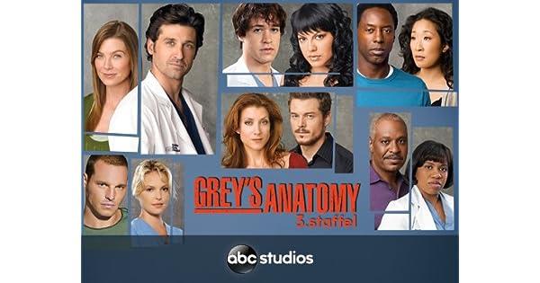 Amazon.de: Grey\'s Anatomy - Staffel 3 [dt./OV] ansehen   Prime Video