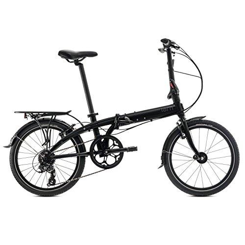 tern Link C8 - Bicicletas plegables - 20', DR gris/negro 2018