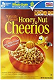 #6: General Mills Whole Grain Honey Nut Cheerios Cereal, 347g [Imported, All Natural & Gluten Free]