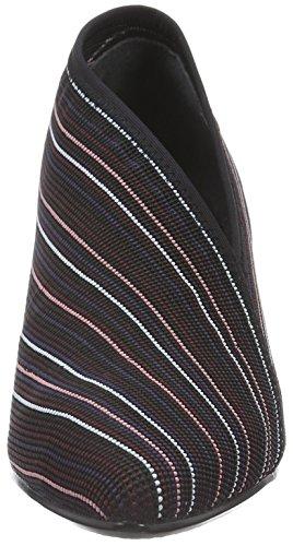 United nude Fold Lite Mid, Escarpins femme Multicolore - Mehrfarbig (Glitch)