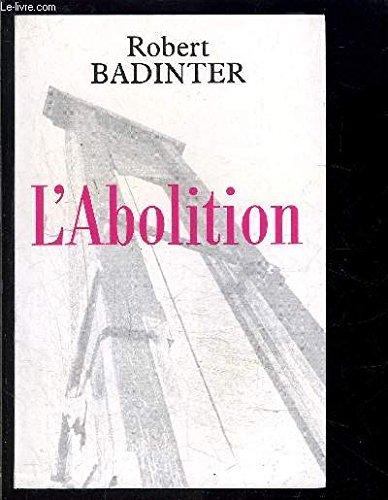 L'abolition.